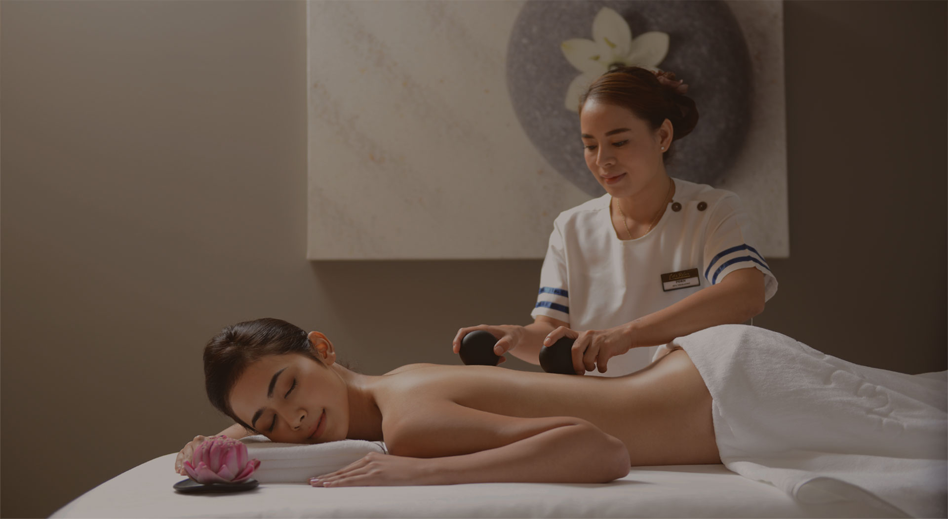 The Let's Relax Spa Experience