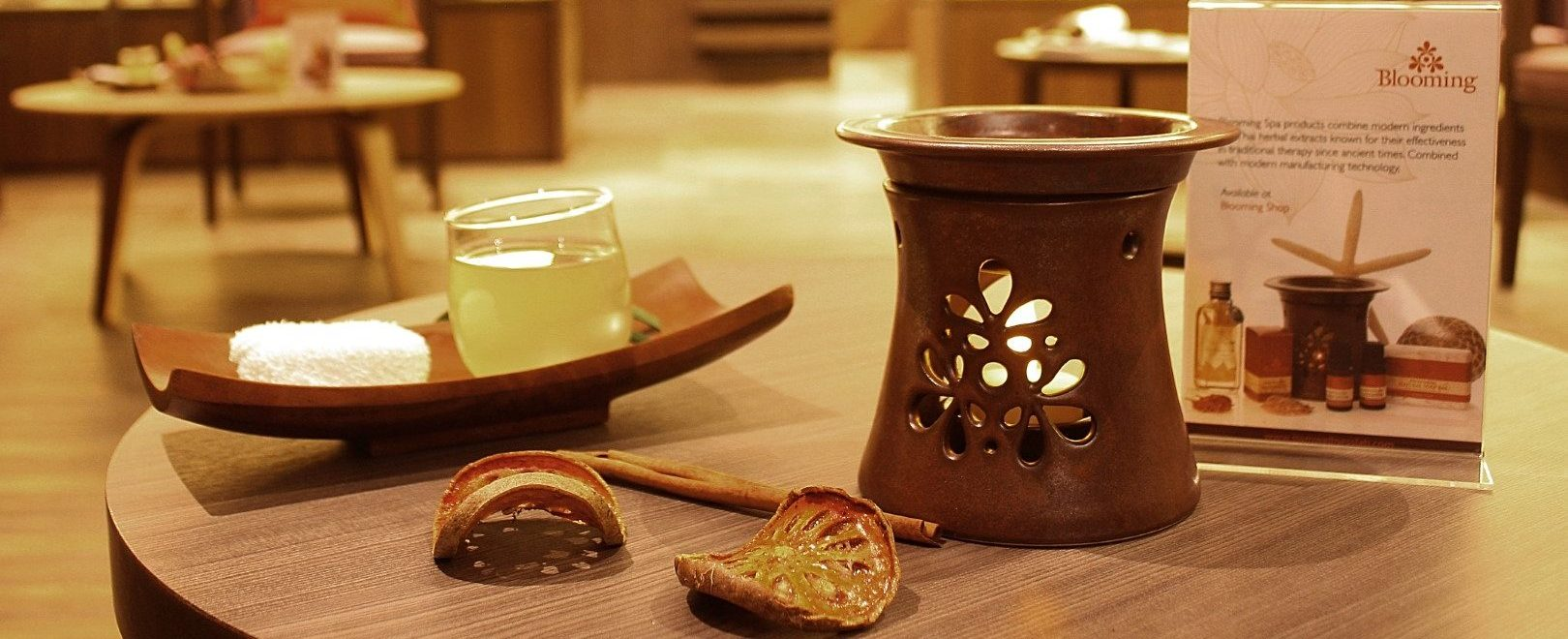 A Journey Through the Senses: Scent of Relaxation...