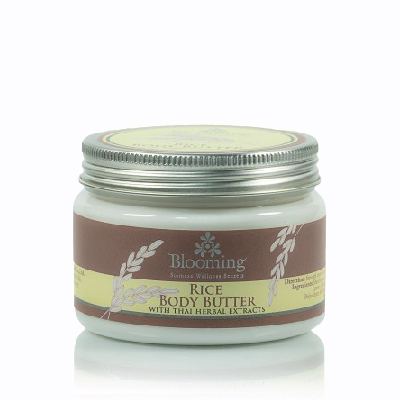 Rice Body Butter