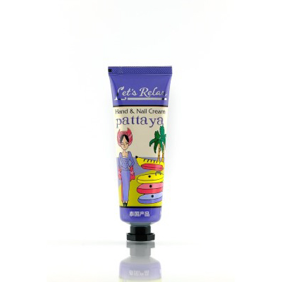 Let's Relax Pattaya Hand Cream (Mango)