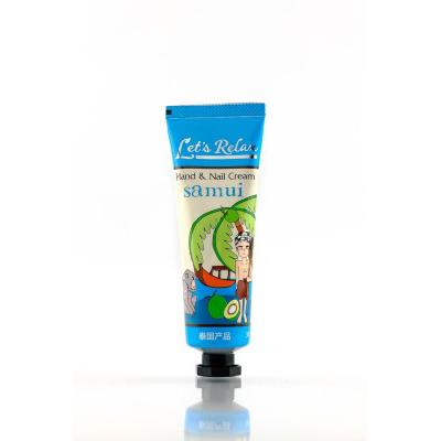 Let's Relax Samui Hand Cream (Ocean)