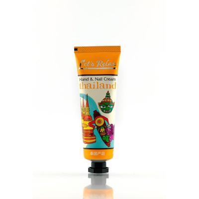Let's Relax Thailand Hand Cream (Citrus)