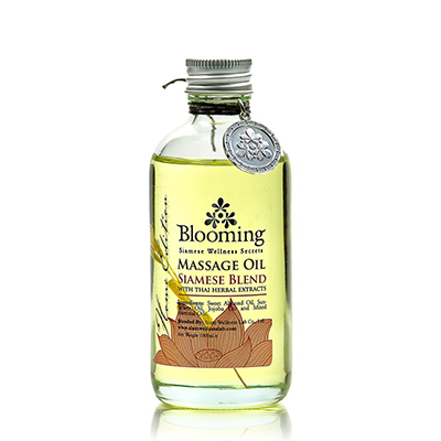 Siamese Blend Massage Oil