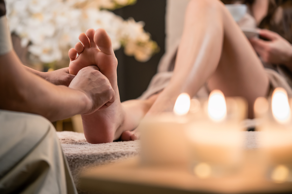 Treat Yourself to a Foot Massage in Bangkok