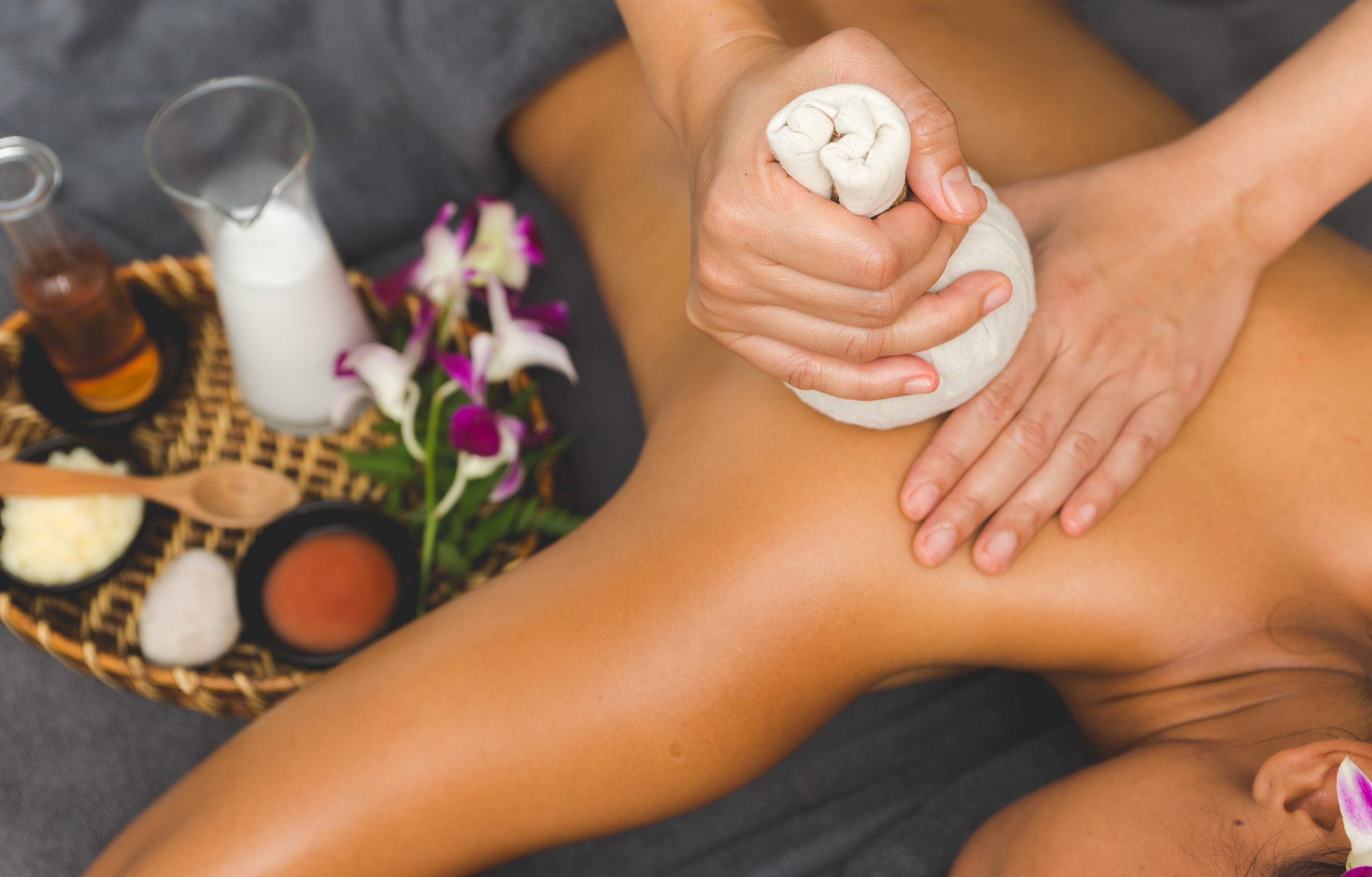 Schedule a Spa Day in Phuket