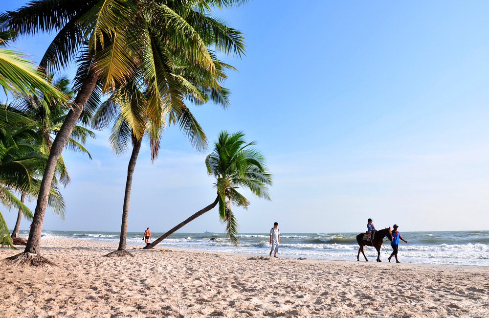 Take a Holiday to Recharge in Hua Hin